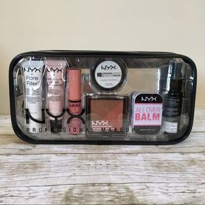 NYX Makeup Travel Set